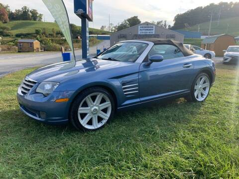 2005 Chrysler Crossfire for sale at ABINGDON AUTOMART LLC in Abingdon VA