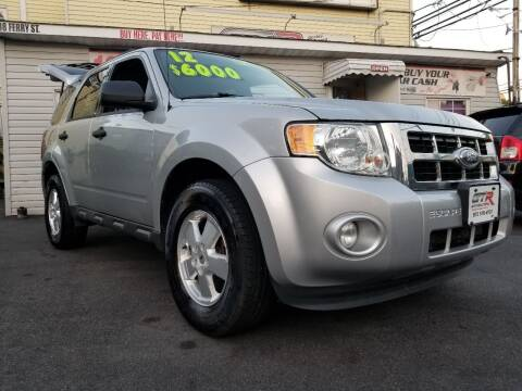 2012 Ford Escape for sale at GTR Auto Solutions in Newark NJ
