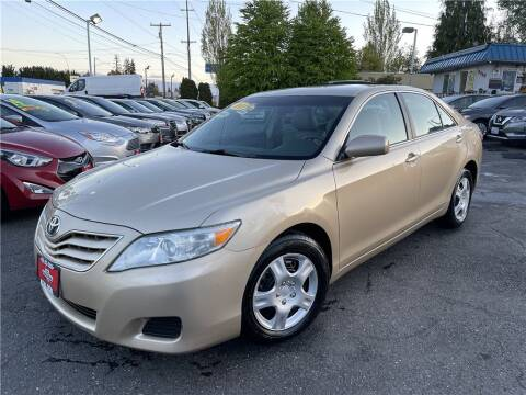 2011 Toyota Camry for sale at Real Deal Cars in Everett WA