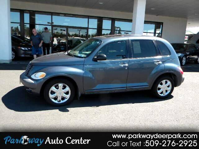 2002 Chrysler PT Cruiser for sale at PARKWAY AUTO CENTER AND RV in Deer Park WA