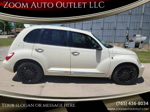 2008 Chrysler PT Cruiser for sale at Zoom Auto Outlet LLC in Thorntown IN