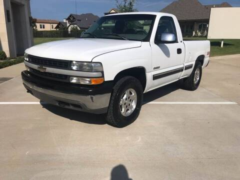 1999 Chevrolet Silverado 1500 for sale at Russell Brothers Auto Sales in Tyler TX