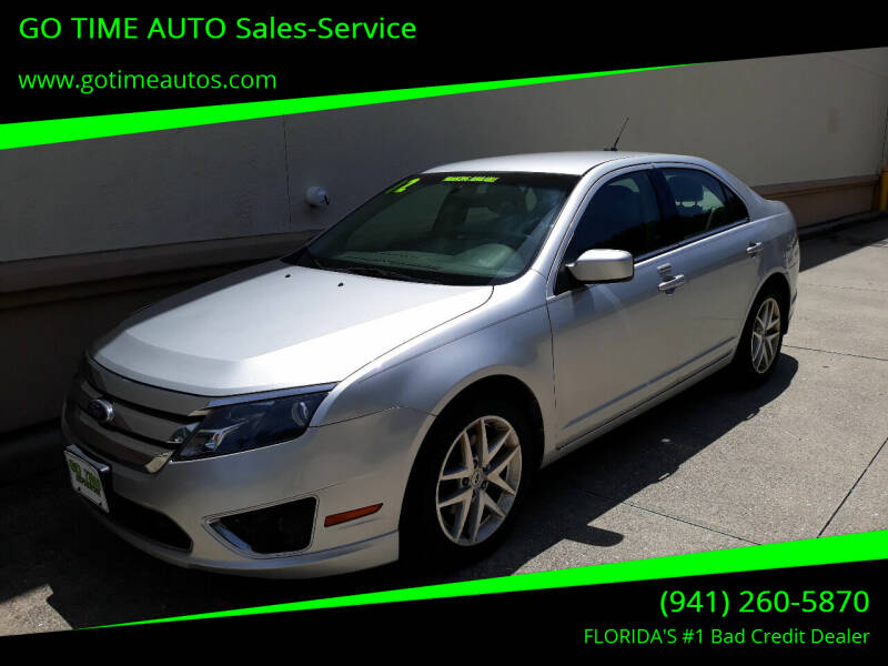 2012 Ford Fusion for sale at Go Time Automotive in Sarasota FL