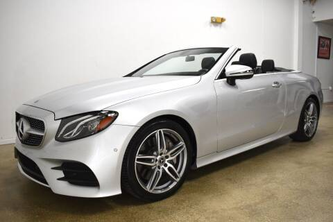 2018 Mercedes-Benz E-Class for sale at Thoroughbred Motors in Wellington FL