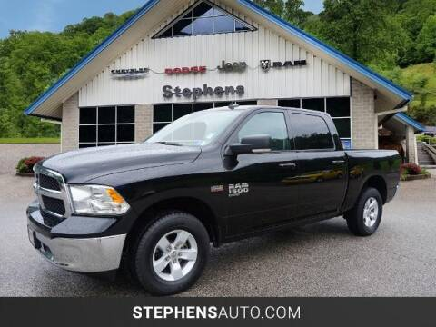 2020 RAM Ram Pickup 1500 Classic for sale at Stephens Auto Center of Beckley in Beckley WV