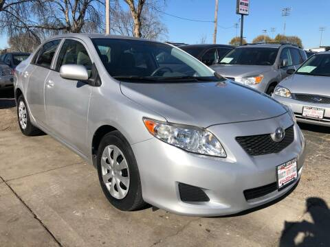 2009 Toyota Corolla for sale at Direct Auto Sales in Milwaukee WI