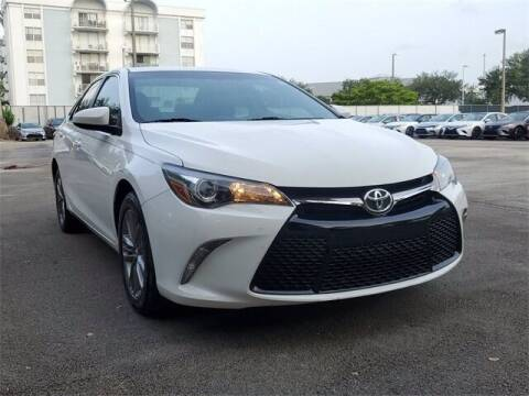 2017 Toyota Camry for sale at Selecauto LLC in Miami FL