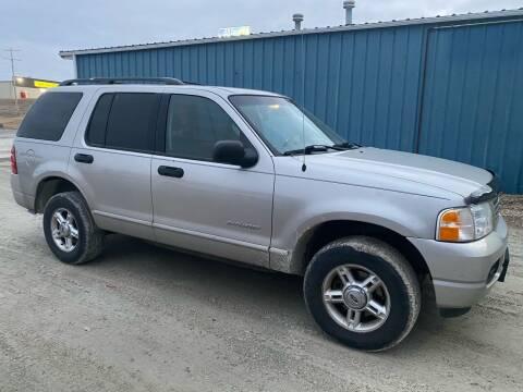 2004 Ford Explorer for sale at Kansas Car Finder in Valley Falls KS