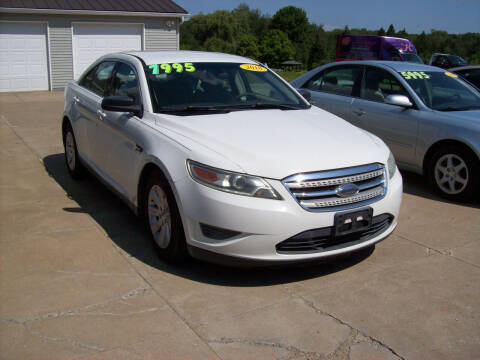 2010 Ford Taurus for sale at Summit Auto Inc in Waterford PA