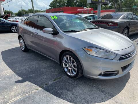 2016 Dodge Dart for sale at Kings Auto Group in Tampa FL