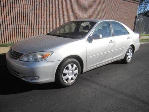 2004 Toyota Camry for sale at G1 AUTO SALES II in Elizabeth NJ
