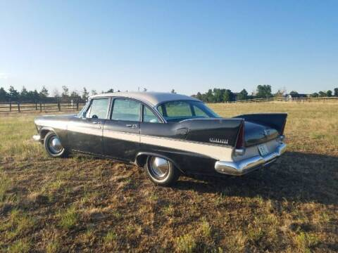 1957 Plymouth Belvedere for sale at Classic Car Deals in Cadillac MI