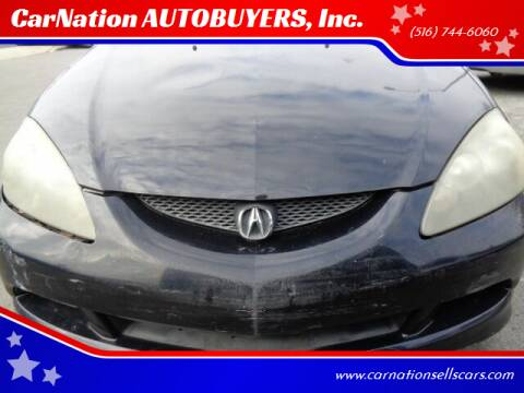 2005 Acura RSX for sale at CarNation AUTOBUYERS, Inc. in Rockville Centre NY