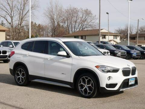 2018 BMW X1 for sale at Park Place Motor Cars in Rochester MN