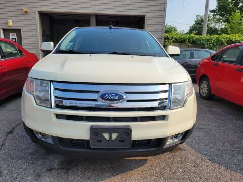 2007 Ford Edge for sale at Two Rivers Auto Sales Corp. in South Bend IN