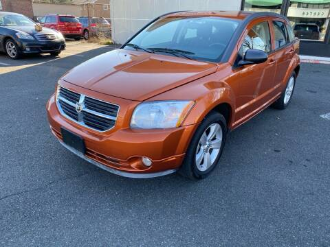 2011 Dodge Caliber for sale at MAGIC AUTO SALES in Little Ferry NJ