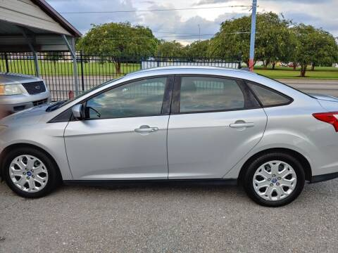 2012 Ford Focus for sale at Finish Line Auto LLC in Luling LA
