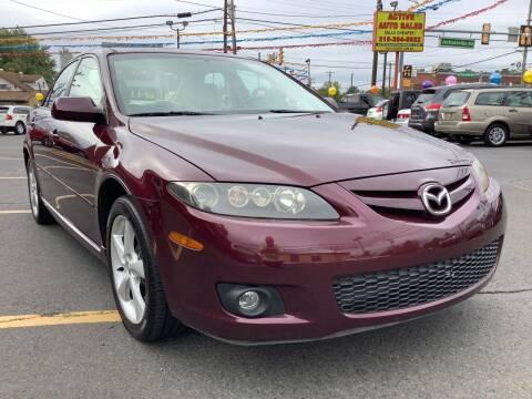 2006 Mazda MAZDA6 for sale at Active Auto Sales in Hatboro PA