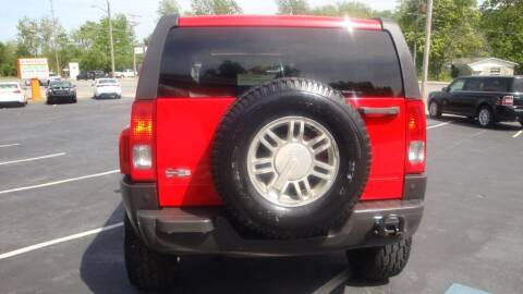 2006 HUMMER H3 for sale at Glory Motors in Rock Hill SC