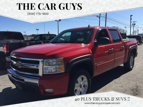 2009 Chevrolet Silverado 1500 for sale at The Car Guys in Hyannis MA