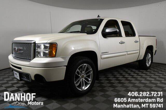 2013 GMC Sierra 1500 for sale at Danhof Motors in Manhattan MT