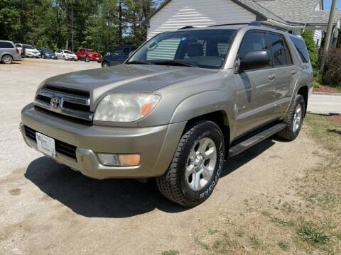2005 Toyota 4Runner for sale at Williston Economy Motors in Williston VT