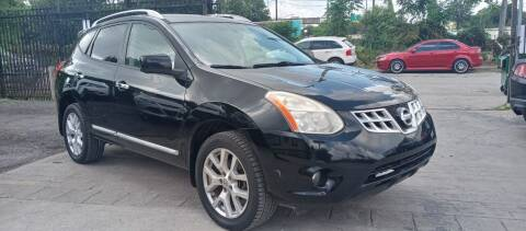 2012 Nissan Rogue for sale at AUTOTEX FINANCIAL in San Antonio TX