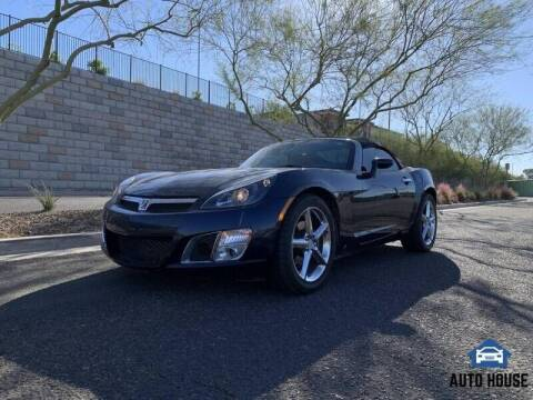 2008 Saturn SKY for sale at MyAutoJack.com @ Auto House in Tempe AZ