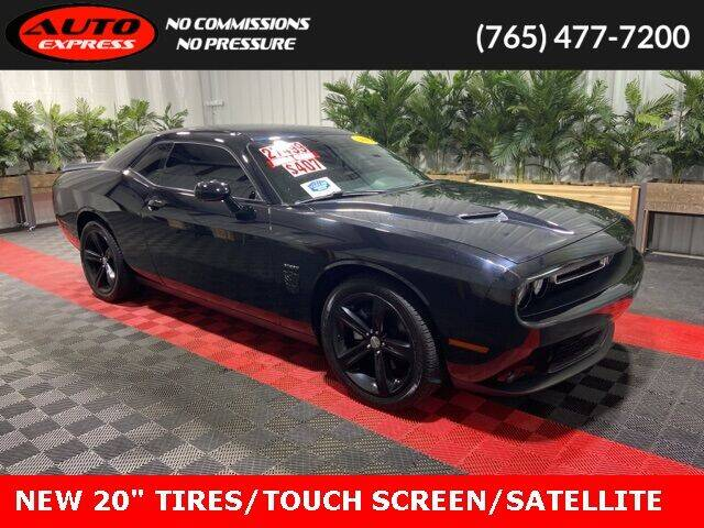 2015 Dodge Challenger for sale at Auto Express in Lafayette IN