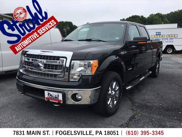 2014 Ford F-150 for sale at Strohl Automotive Services in Fogelsville PA