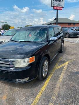2009 Ford Flex for sale at BMG AUTO GROUP in Arlington TX