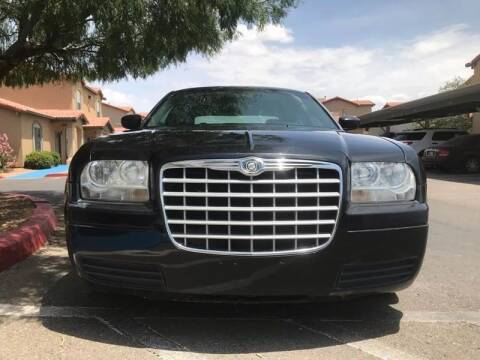 2008 Chrysler 300 for sale at Moving Rides in El Paso TX