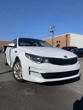 2016 Kia Optima for sale at City to City Auto Sales in Richmond VA