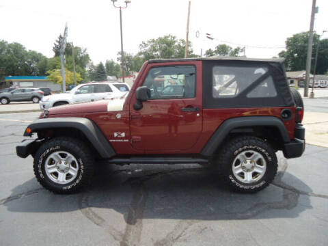 2007 Jeep Wrangler for sale at Tom Cater Auto Sales in Toledo OH