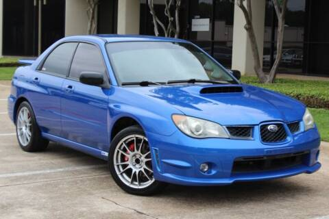 2006 Subaru Impreza for sale at DFW Universal Auto in Dallas TX
