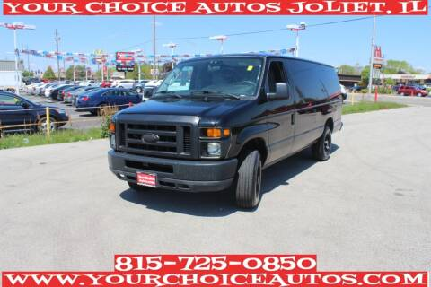 2011 Ford E-Series Cargo for sale at Your Choice Autos - Joliet in Joliet IL