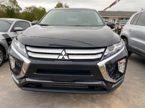 2019 Mitsubishi Eclipse Cross for sale at BEST AUTO SALES in Russellville AR