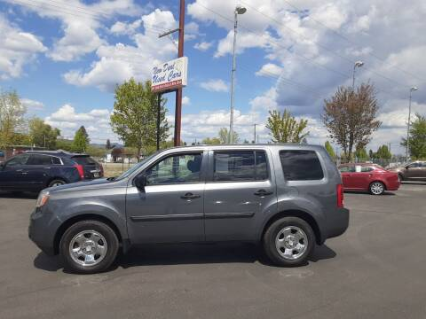 2013 Honda Pilot for sale at New Deal Used Cars in Spokane Valley WA