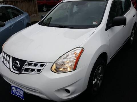 2013 Nissan Rogue for sale at Premier Auto Sales Inc. in Newport News VA