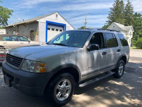 2004 Ford Explorer for sale at AMERI-CAR & TRUCK SALES INC in Haskell NJ