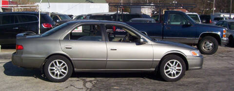 2000 Toyota Camry for sale at PAUL'S PAINT & BODY SHOP in Des Moines IA