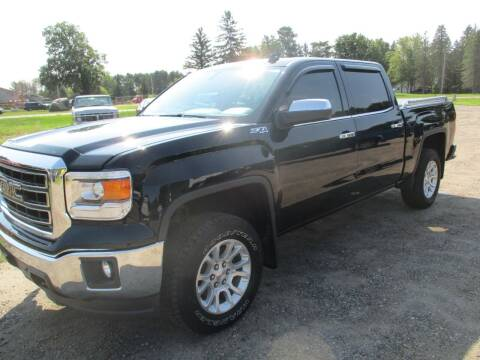 2014 GMC Sierra 1500 for sale at D & T AUTO INC in Columbus MN