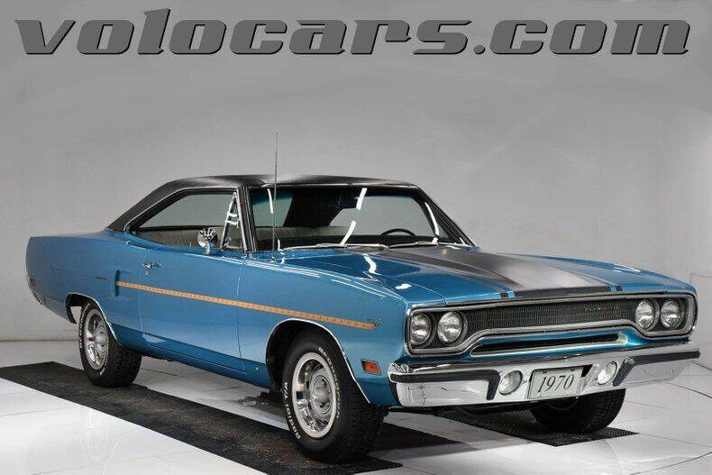 1970 Plymouth Roadrunner for sale in Volo, IL