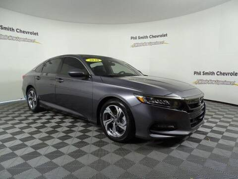 2020 Honda Accord for sale at PHIL SMITH AUTOMOTIVE GROUP - PHIL SMITH CHEVROLET in Lauderhill FL