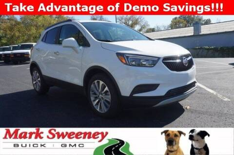 2020 Buick Encore for sale at Mark Sweeney Buick GMC in Cincinnati OH