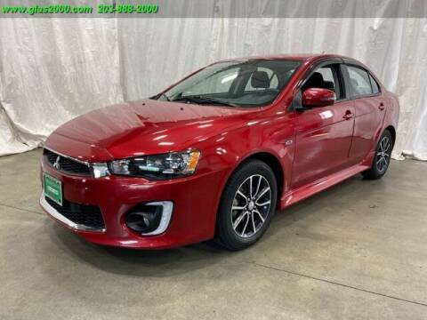 2017 Mitsubishi Lancer for sale at Green Light Auto Sales LLC in Bethany CT
