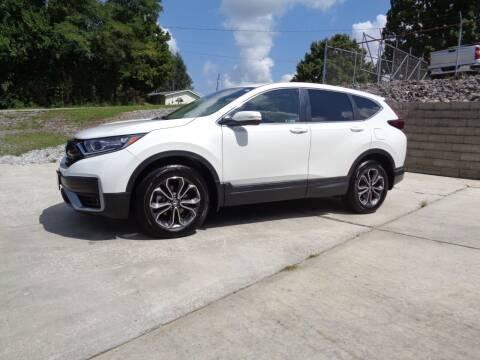 2020 Honda CR-V for sale at Ingram Motor Sales in Crossville TN