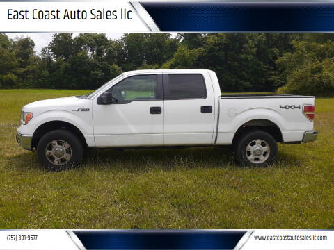 2013 Ford F-150 for sale at East Coast Auto Sales llc in Virginia Beach VA