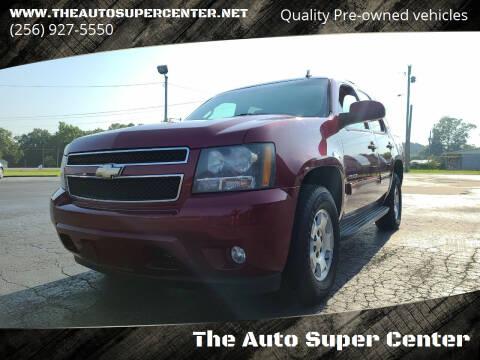 2010 Chevrolet Tahoe for sale at The Auto Super Center in Centre AL