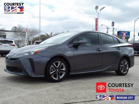 2019 Toyota Prius for sale at Courtesy Toyota & Ford in Morgan City LA